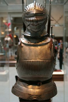 Maximilian armour elements by THoog, via Flickr