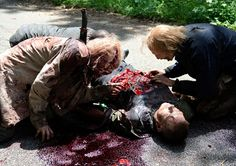 God Damn You to Hell, The Walking Dead