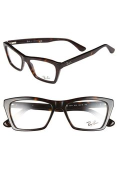 e6f6af623e Ray-Ban 53mm Optical Frames available at  Nordstrom Optical Frames