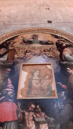 chiesa di sant'andrea pistoia - Ignoto Madonna col Bambino  [XIV secolo]