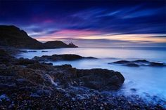 Beautiful Landscape photography : bracelet-bay