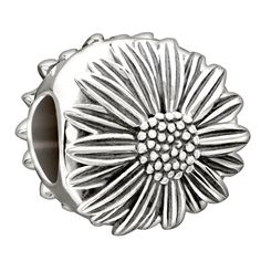 Chamilia Flower Of The Month Bead
