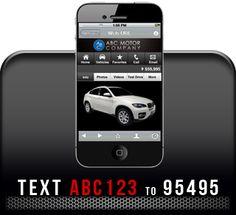 auto dealer mobile marketing