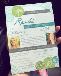 Distributing fliers today for our first-ever Reiki 1 course! Want to learn all about the magical healing wonders of #Reiki and get certified so you can practice on yourself and others? Please join us! There are still a few spots left. @selen_chandradev and I decided to extend our Early Bird Pricing throughout this week so everyone can participate. Please reach out if you'd like to be a part of next Saturday's fun!  #reikilove #reikiclass #reikienergy #reikihealer #selfcare #reikihealing…