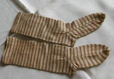 Sweet early doll socks