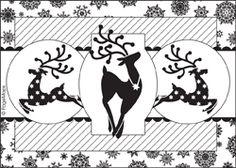 December 2012 CardMaps card sketch
