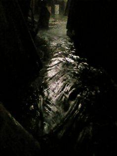 Rain at Arsenale. #rain #arsenalepiu #water #cold #light #reflex #twilight #wunderkammer