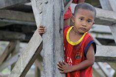 Petit Indonésien, Parc National de Komodo © Les Jolis Mondes