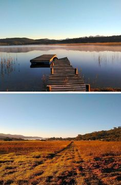 At Rushmere Farm you will have endless views of the lake and pristine fynbos and indigenous forest.  #TravelGround #Naturelovers #tranquil