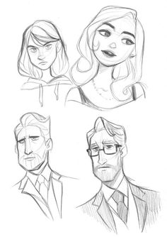 Character Sketches 783626403901339922 - Comic Character Design Drawings – – Source by Cartoon Sketches, Drawing Cartoon Characters, Art Drawings Sketches, Cartoon Styles, Characters To Draw, Drawings Of Men, Drawing Faces, Character Sketches, Character Design References