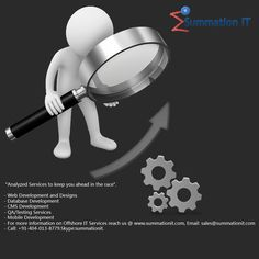 Offshore QA services/ software testing services and software development India