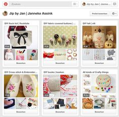 Pinterest Jip by Jan