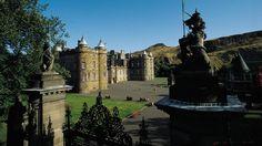 The Palace of Holyroodhouse (Credit: VisitScotland/ScottishViewpoint)