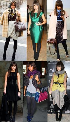 Miroslava Duma. Her style will never get old.