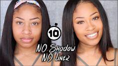 No Shadow No Liner 10 min Everyday Makeup - http://urbangyal.com/videos/no-shadow-no-liner-10-min-everyday-makeup/