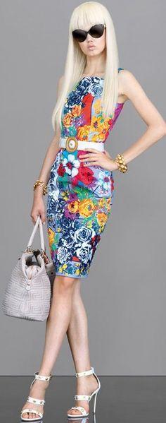 Versace Resort 2013 ♥✤   Keep the Glamour   BeStayBeautiful