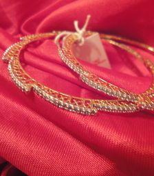 sleek single line trendy bangles...