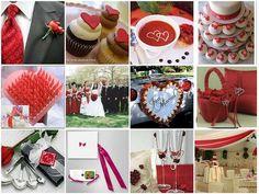Idées rouges pour mariage    http://www.mariage-original.com/img/textes/decoration-mariage-rouge.jpg