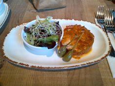 Beef tartare @ Restaurant Loft Five