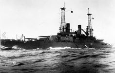 World War I: USS Michigan (BB-27)