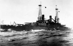 World War I: USS Michigan (BB-27)
