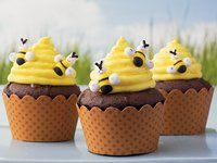 Beehive Cupcakes