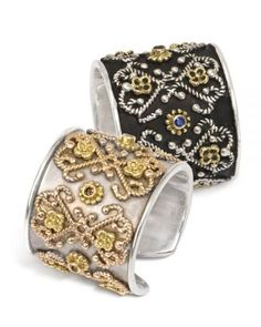 4b9013c5551 Off all Diana Widman Design - Everyday Elegance in your choice of Sterling  with Gold or Silver intricate metal work. Please see our website for  complete ...