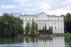 Schloss Leopoldskron, Sound of Music Tour, Salzburg, Austria