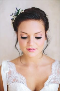 Amazing bridal shoot with beautiful makeup, hair, and dresses.
