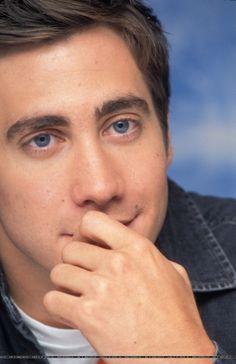 Jake Gyllenhaal, 2002,  'Moonlight Mile' Press Junket - Toronto Film Festival