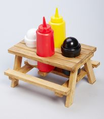 picnic condiment set