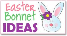 Loads of easter bonnet hat ideas from The Organised Housewife