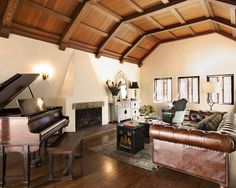 Grand Piano Design, Pictures, Remodel, Decor and Ideas - page 43