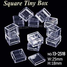 Cheap storage plastic box, Buy Quality box dummy directly from China storage bin with lid Suppliers: Tiny Square Box Clear Plastic Storage for DIY Tool Nail Art Jewelry Accessory beads stones Crafts case container Bead Storage, Plastic Storage, Plastic Case, Storage Bins, Acrylic Containers, Prego, Stone Crafts, Pill Boxes, Bucket Lists