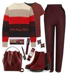 """""""Winter #31"""" by leila-image-style ❤ liked on Polyvore featuring The 2nd Skin Co., R13, rag & bone, Céline Lefébure, NARS Cosmetics, Smith & Cult and Cartier"""