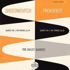 Shostakovitch Prokoieff