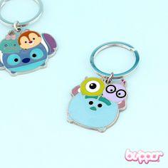 Buy Tsum Tsum Keychain   Free Shipping   Blippo Kawaii Shop Tsum Tsum Party, Disney Tsum Tsum, Disney Art, Disney Pixar, Disney Stuff, Cartoon Template, Cute Keychain, Disney Keychain, Disney Store Japan