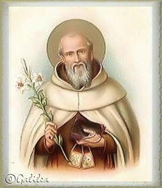 Santa María, Madre de Dios y Madre nuestra: 16 de mayo  SAN SIMÓN STOCK