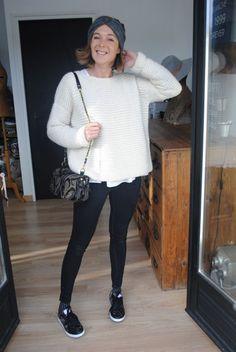 Pull point mousse DIY Une souris dans mon dressing 3