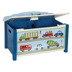 GuideCraft Toy Box