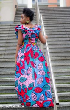 This Moungo African Print Maxi Set is a breath of fresh air and gives a sense of confidence. The skirt is sexy, trendy and bold. It sits at the waist and brings out the beauty from within. The top is very sexy and has some elastic at the back for easy wear. Our African Maxi Skirts always make an impact and are of very Breath Of Fresh Air, Maxi Skirts, Easy Wear, Confidence, How To Make, How To Wear, African, Summer Dresses, Sexy