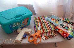 """Rips in My Jeans: The """"Ineeda"""" Box aka Car Emergency Kit"""