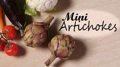 how to: miniature artichokes