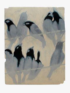 MOMENT '10-7   安井良尚  Yoshihisa Yasui <Lithography(1 stone plate) 68,3×53,0cm Izumi paper 2010>
