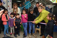Inauguración de Sala de rehabilitación CESFAM Carlos Lorca