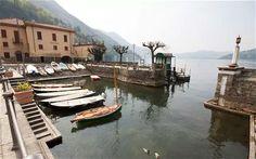 Lake Como, Italy: wandering with Wordsworth.