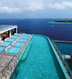 Lounge all day with this getaway: Maldives