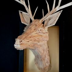 Toothpick art by Noah Robinson. Popsicle Stick Crafts, Craft Stick Crafts, Diy Crafts, Popsicle Sticks, Toothpick Sculpture, Toothpick Crafts, Pick Art, High School Art, Art Projects