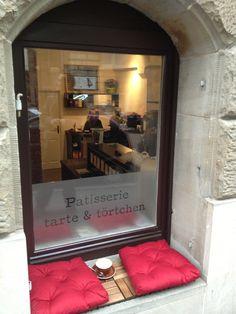 Patisserie tarte & törtchen    Gutbrodstraße 1 - 70197 Stuttgart