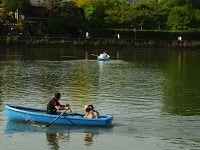 度々行きたい旅。: 京都嵐山観光:大堰川でボート遊びを楽しむ!